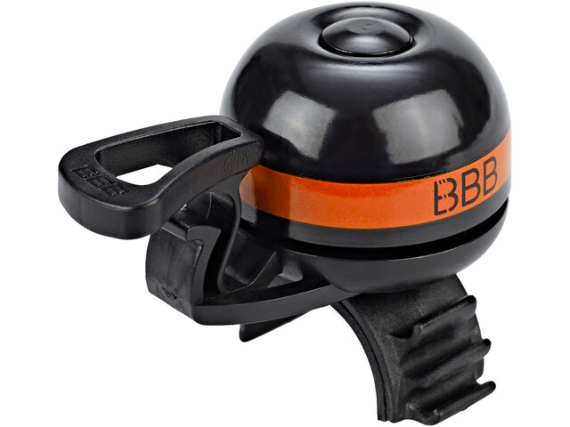 BBB EasyFit Deluxe BBB-14 Ringeklokke orange/sort (2019) | Bells